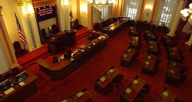 Azerbaycanlı Türklerden Kaliforniya senatörüne sert tepki