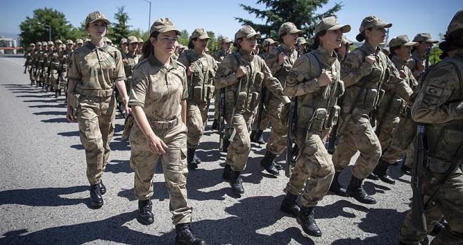 Kahraman kadın jandarmaları onlar yetiştiriyor