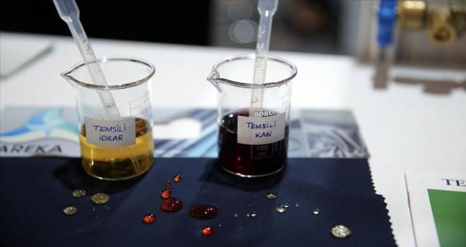Türk girişimcilerden sıvı geçirmeyen medikal kumaş