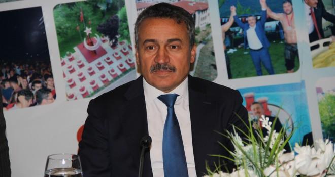 'Seydişehir'de hizmet noktasında iddialıyız'