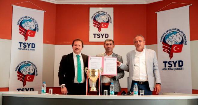 TSYD Ankara Kupası TRT SPOR'da