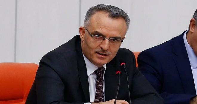 Maliye Bakanı Ağbal: Taşeron düzenlemesi inşallah bu hafta içinde tamamlanacak