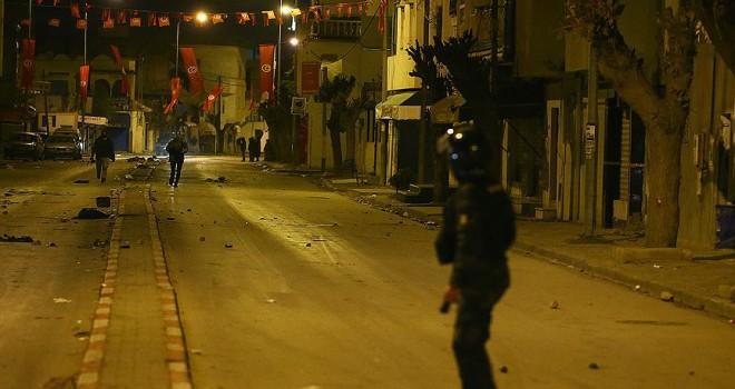 Tunus'ta yeni yılda protestolar artabilir