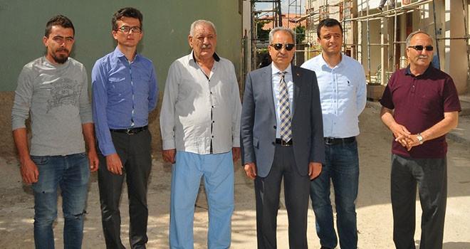 Akşehir'de Sokak  Sağlıklaştırma Projesi