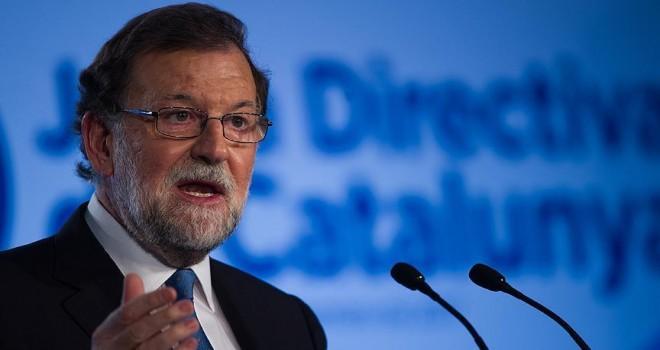 İspanya Başbakanı Rajoy'dan 'Katalan siyasiler' açıklaması