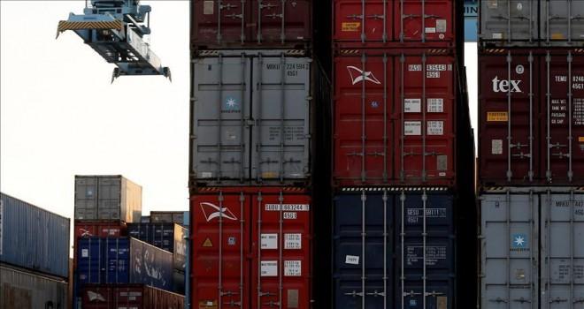Dış ticaret açığı yüzde 8,87 azaldı