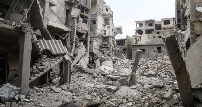 Suriye'de geçen yıl katliamlarda 4 binden fazla kişi öldü