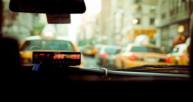 Çin metropolünde taksilerin neredeyse tamamı elektrikli
