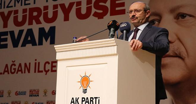 'Türkiye düşmezse Suriyebir gün yeniden ayağa kalkar'