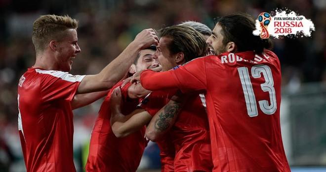 Dünya Kupası'nın en uzun süre gol yemeyen takımı İsviçre