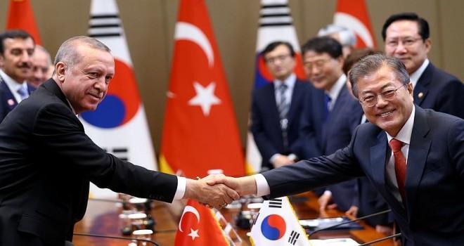 Erdoğan-Moon görüşmesine ilişkin ortak açıklama