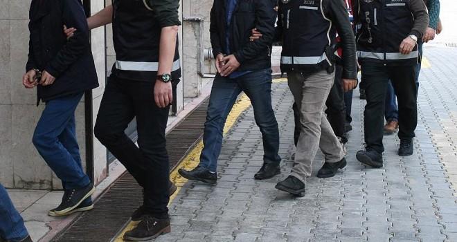 FETÖ'de 20 gözaltı