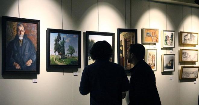 'İstanbul'un ressamı' Hoca Ali Rıza Bey anıldı