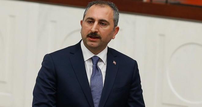 Adalet Bakanı Gül'den 'Şehit Musa Özalkan' açıklaması