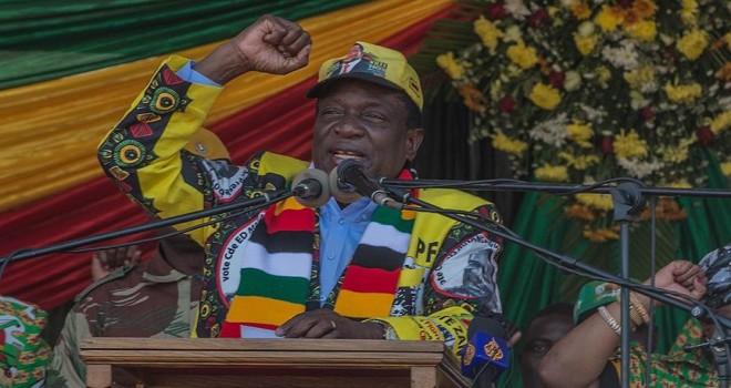 Mnangagwa seçimi kazandı