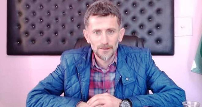 Bozkır Ziraat Odası Başkanı Öztürk göreve başladı