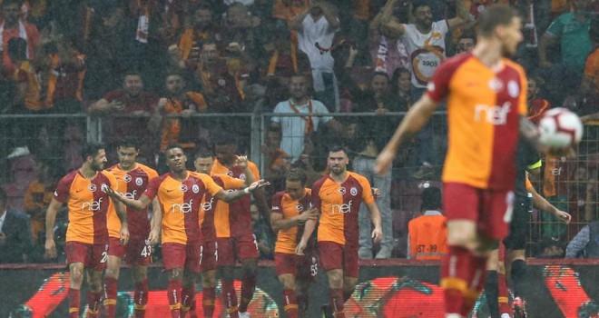 Galatasaray Kasımpaşa'yı farklı yendi