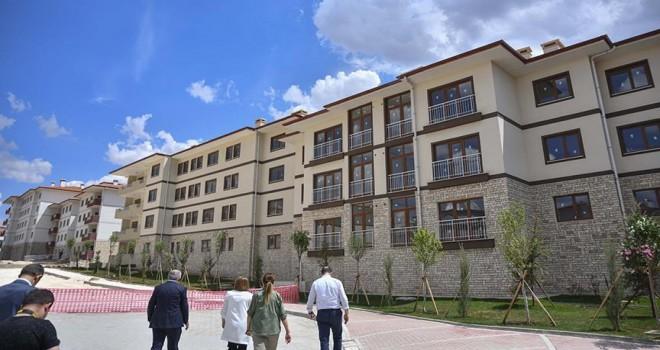 TOKİ'den inşaat sektörüne 15 yılda 150 milyar lira kaynak