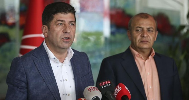 CHP'den 'kurultay yapılabilir' açıklaması