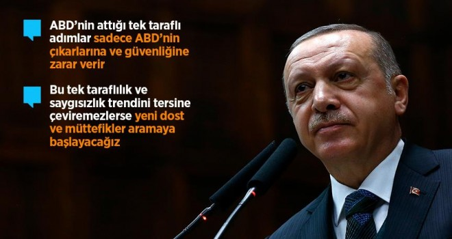 Cumhurbaşkanı Erdoğan New York Times'a makale yazdı