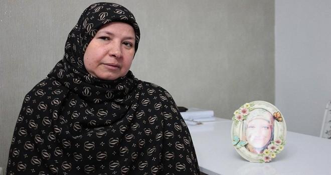Kızı Esma'yı şehit vermesine rağmen mücadelesini sürdürüyor