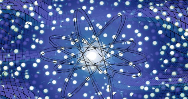 15 trilyon atomu birbirine bağladılar