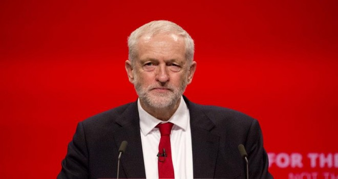 İşçi Partisi lideri Corbyn'den Suriye'de barış çağrısı