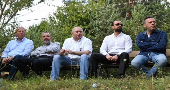 Konyaspor yönetimi Bolu'da