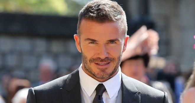 Beckham hayalini açıkladı