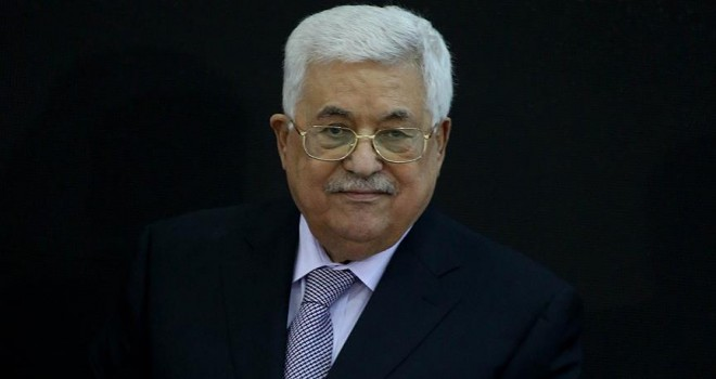 Abbas, Filistin 'devletinin' başkanlığına seçildi