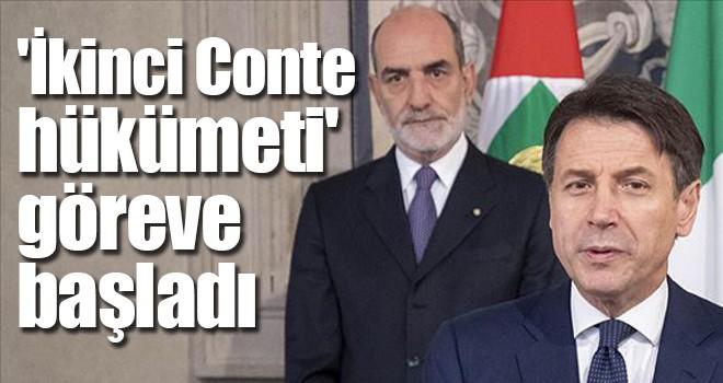 'İkinci Conte hükümeti' göreve başladı