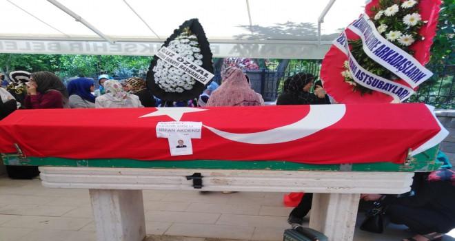 Akdeniz ailesinin acı günü