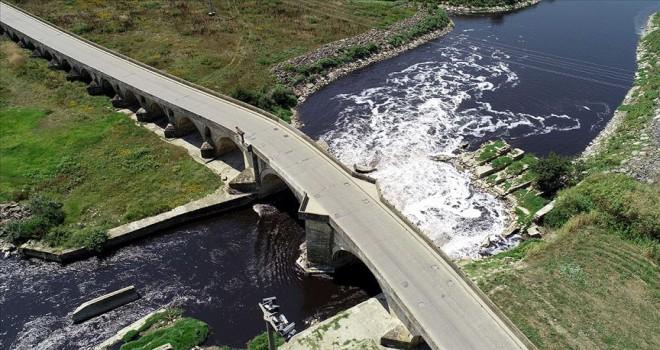 Tarihi köprülerin restorasyonuna KGM imzası