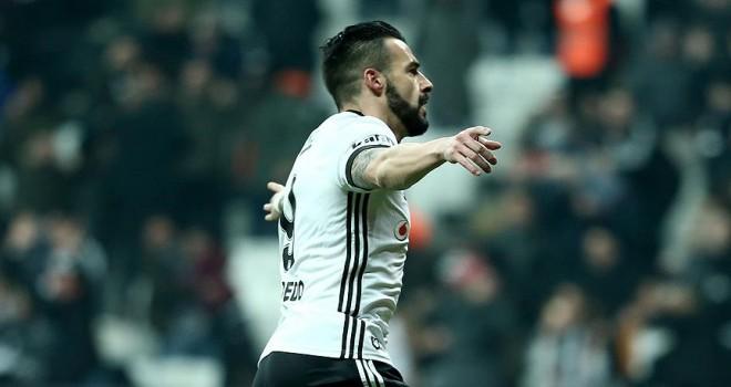 Beşiktaşlı futbolcu Negredo: Final oynamak istiyoruz