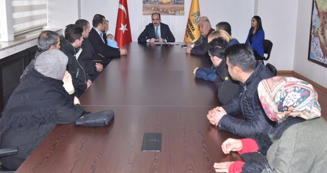 'Konya'yı birlikte yönetiyoruz'