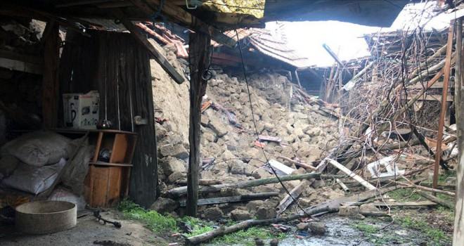 Denizli Acıpayam'da 5,5 büyüklüğünde deprem