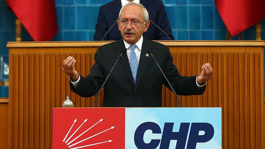 CHP Genel Başkanı Kılıçdaroğlu: Seçimle gelenler seçimle gider