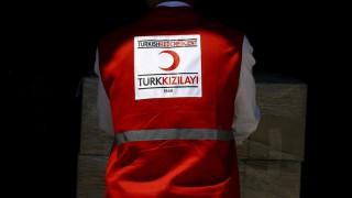 Türk Kızılay Filistin'e 500 bin liralık acil ilaç ve tıbbi sarf malzeme yardımı gönderdi
