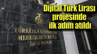 Dijital Türk Lirası projesinde ilk adım atıldı